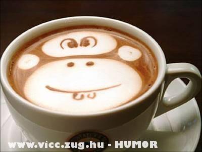 Gorillás kávé