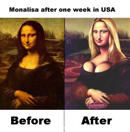 Az amerikai Mona Lisa