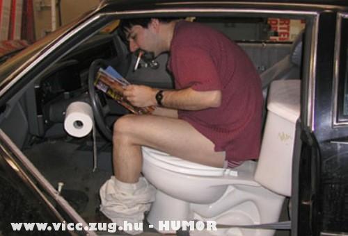 Auto-mata wc