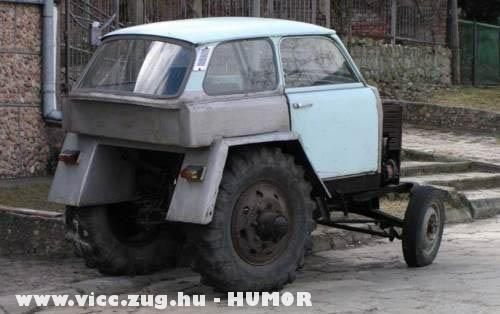 Magyar transformers