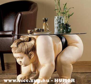 Sumo asztal