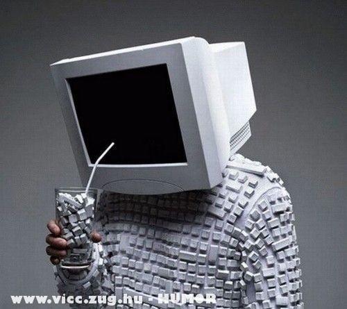 Monitor fej