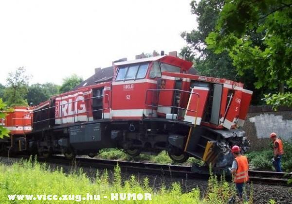 Ha elindul a vonat