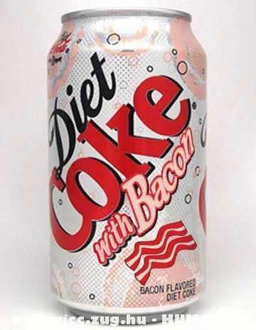 Szalonnás Cola