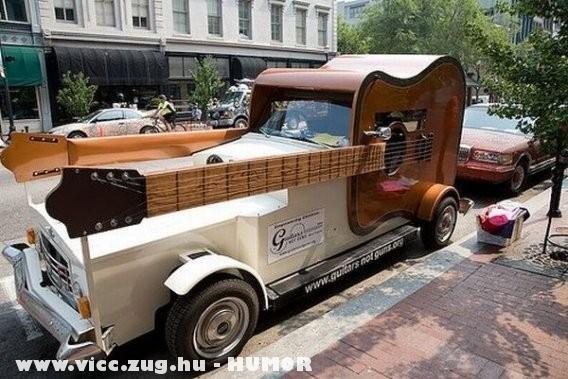 Mobil gitár