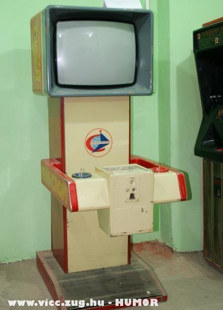 Csehszlovák játékautomata
