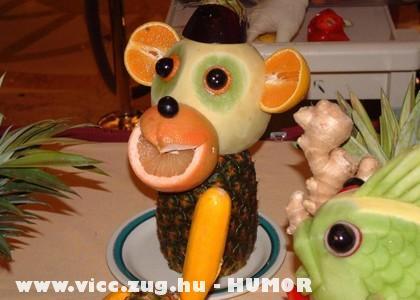Gyümölcsmajom