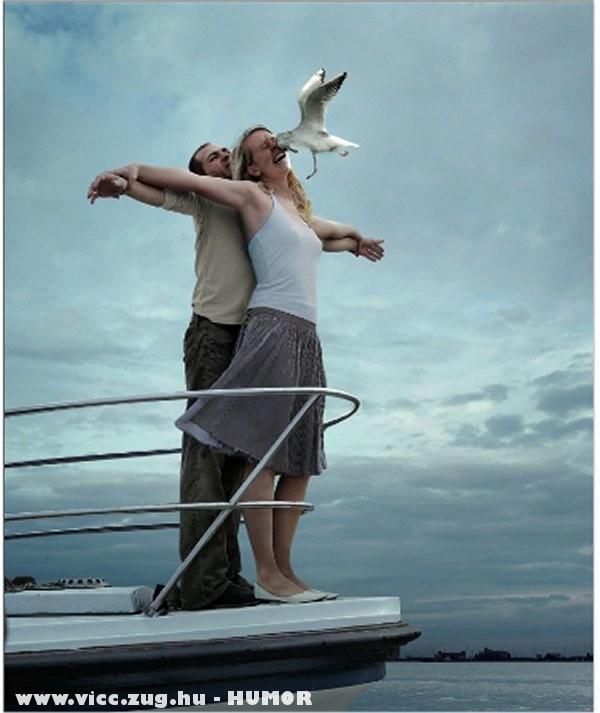 Titanic másképp