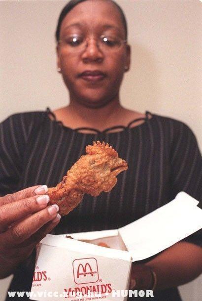 Mekis csirkefej