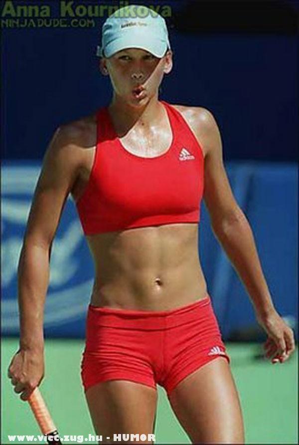 Piros teniszruci