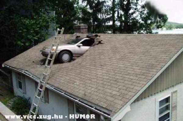 Megoldotta a parkolást