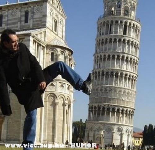 Pisa-i Ferde-torony :D