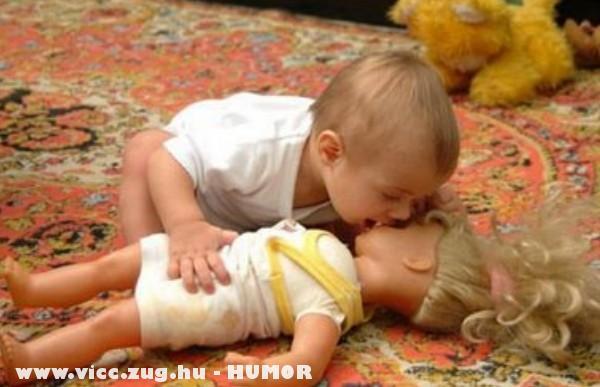 Gyerek szerelem