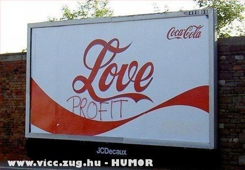 Minket is szeret a Cola