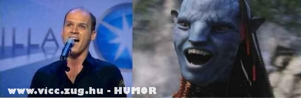 Valóban földönkívüli az énekes?! :D