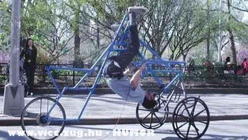 Speciális bicikli