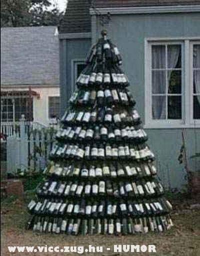 Alkeszek karácsonyfája :D