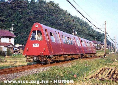Érdekes vonat