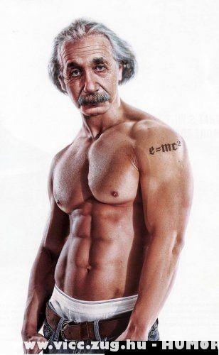 Einstein !