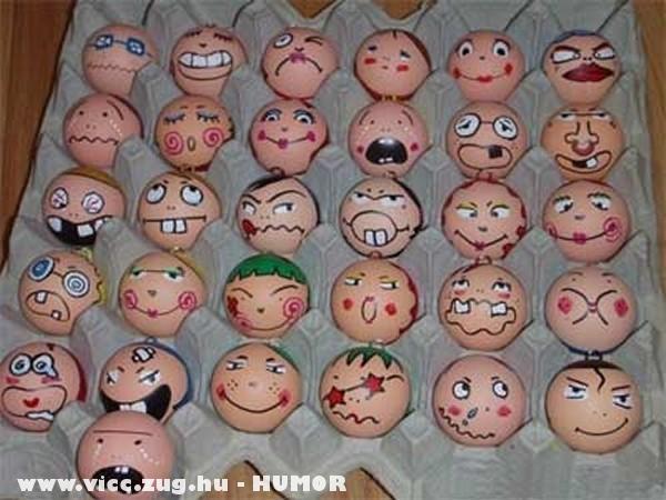 Húsvéti tojásokk :D - easter funny