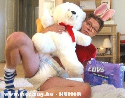 Perverz húsvéti bulicska