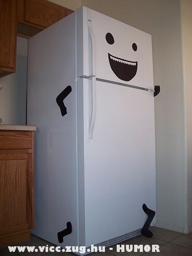 Humoros smile frigó