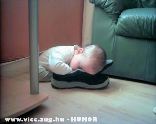 Pihenés egy fáraszó nap után