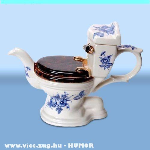 Toilett-tea