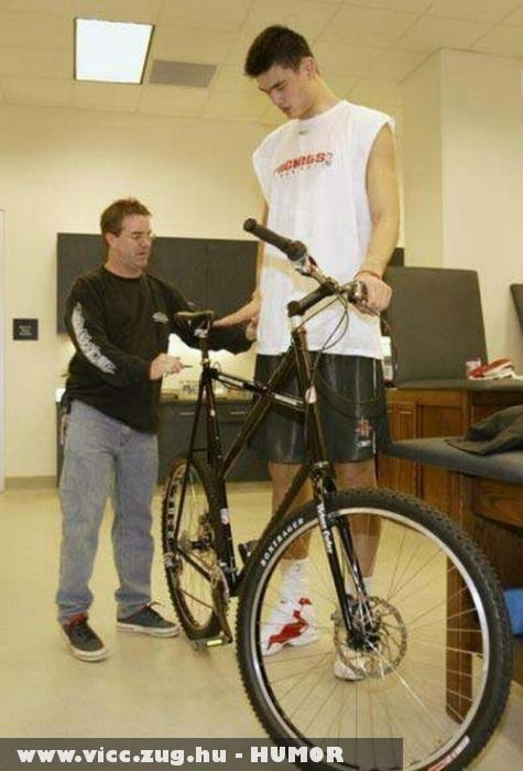 Méretes bicikli