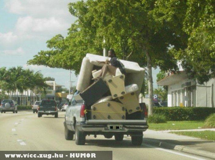 Költözködés szabályosan