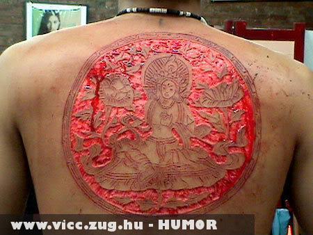 Legfájdalmasabb tattoo