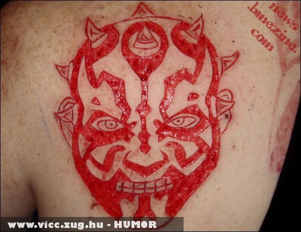 Star wars tatto