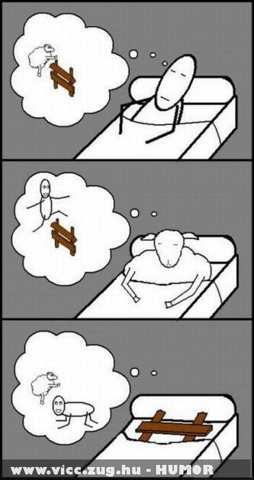 Ki mirõl álmodik?