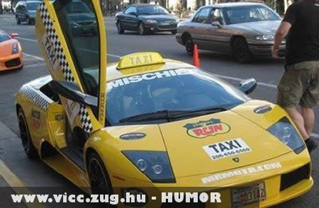 Luxus taxi