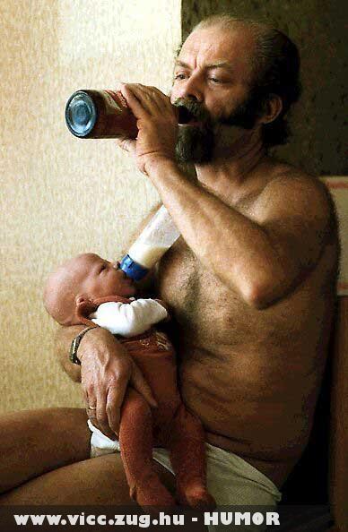 Rajta fiam ,apád is igy csinálta