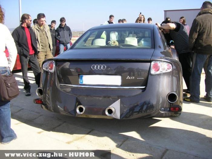Az új Audi A9