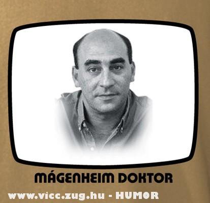Mágenheim Doktor