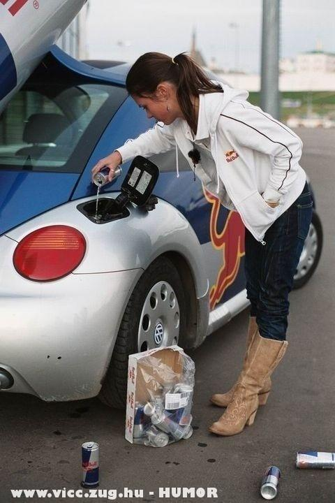 A Red Bull életet menthet!