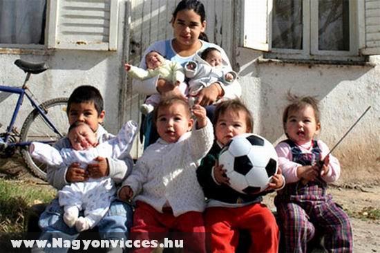 Bõséges gyermek áldás