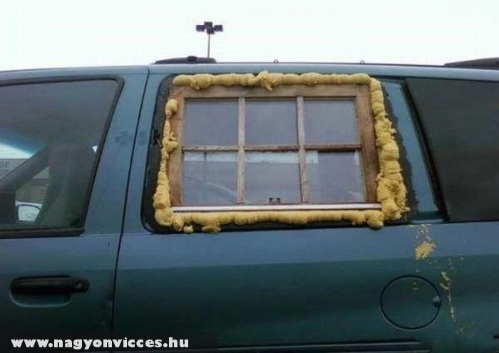 Megvolt az ablakcsere