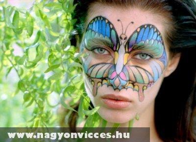 Pillangó kisasszony