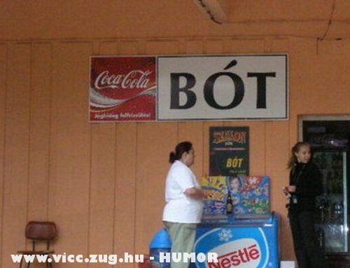 Coca Cola BÓT