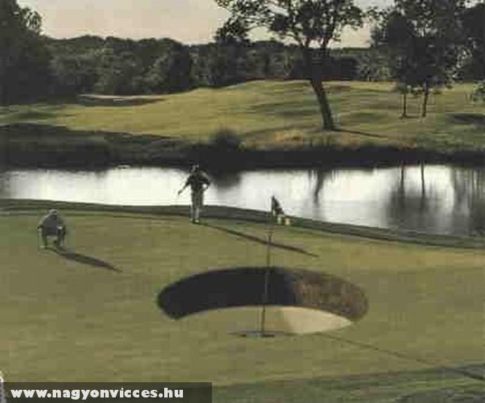 Golf kezdõknek