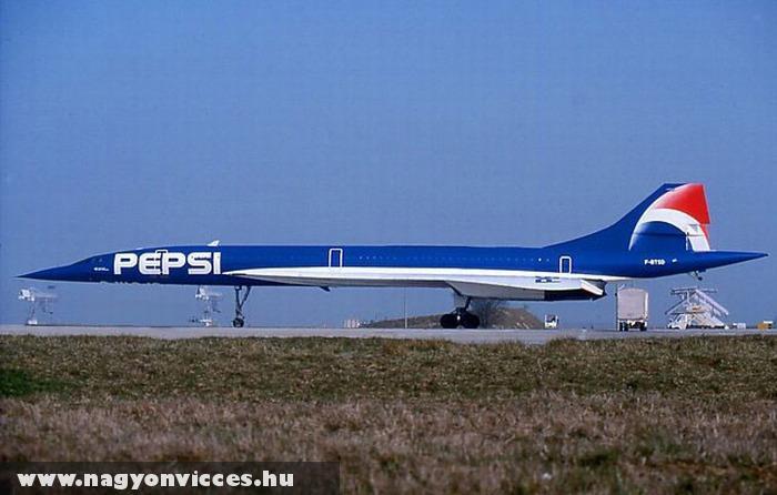 Pepsi Airlines