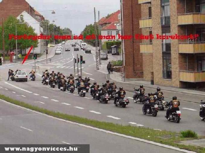 Szelíd motorosok