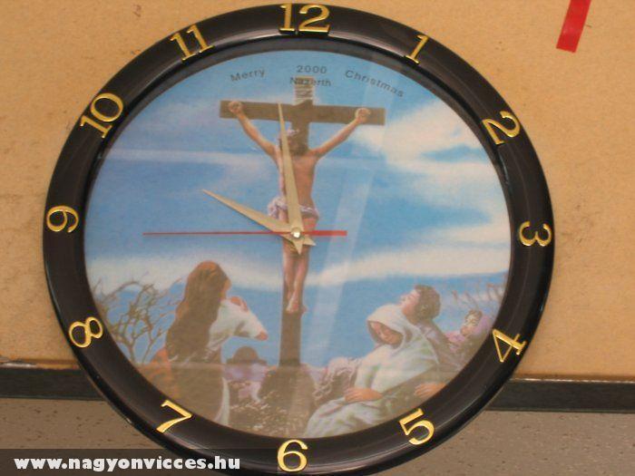 Óra Istentisztelõknek