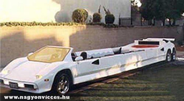 Lambo limo