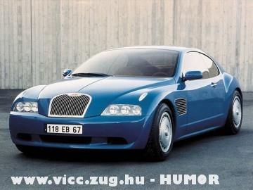 Egy újjá született autómatuzsálem :Bugatti !
