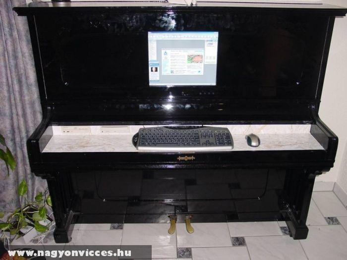 Modernizált zongora
