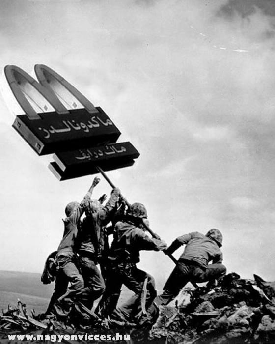 McDonalds a Közel-Keleten